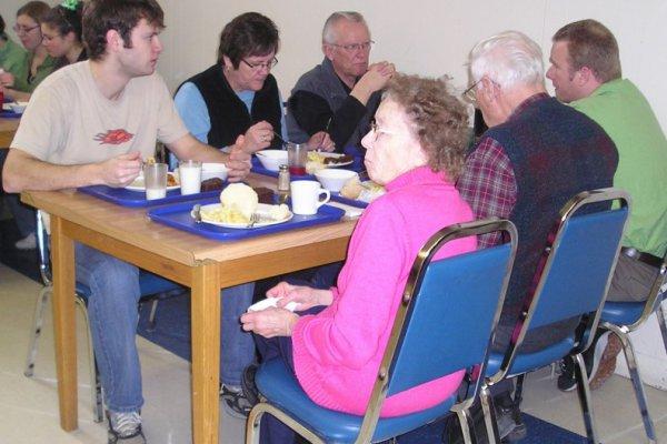 SEMC Seniors Lunch at SBC